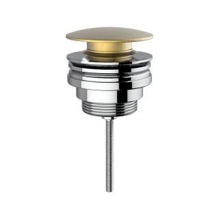 Βαλβίδα νιπτήρος Clic-Clac Armando Vicario Brushed Gold 16001356-201