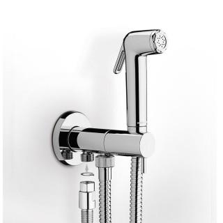 Εντοιχιζόμενη Παροχή Με Ντουζάκι Για Μπιντέ Flush 2 E136005-100