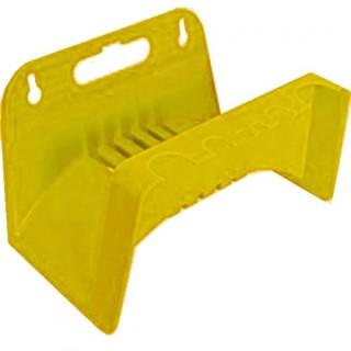 Βάση λάστιχου ποτίσματος σε κίτρινο χρώμα