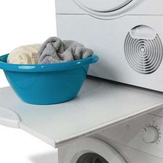 Βάση Σύνδεσης πλυντηρίου – στεγνωτηρίου με Ξύλινο Συρτάρι έως 20 κιλά - Roller 00694