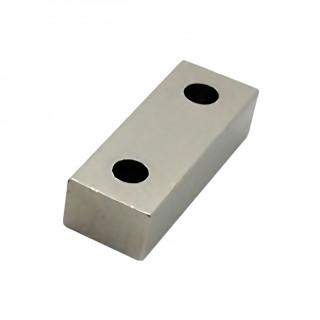 Τακάκια ορειχάλκινα 10mm νίκελ 500-xT50 Metalor