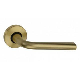 Χερούλι πόρτας ροζέτα oro matt new desing Νο 65 Viobrass