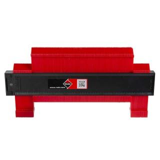 Επαγγελματικό Εργαλείο Αποτύπωσης Σχήματος για Μετέπειτα Κοπή 28 x 10cm της Rubi 70925