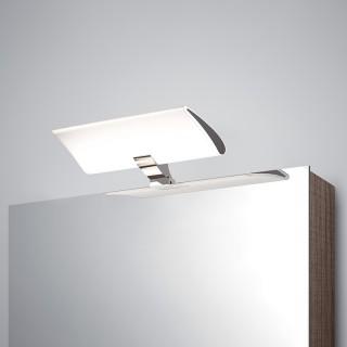 Λυχνία LED πάνω από καθρέφτη, 300 mm, IP44, ψυχρό λευκό φως, κατασκευή απο πλαστικό επιχρωμιωμένο 5150211