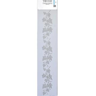 Stencil για Διακόσμηση Τοίχου Long Borders ToDo Creative Ideas 15x70cm No401