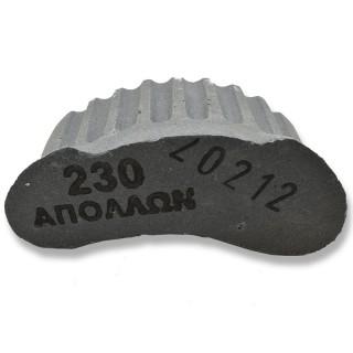 Λειαντική πέτρα Τύπου Νεφρού APOLLON Πολυεστερική Νο230