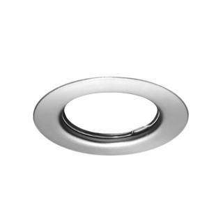 Σποτ Χωνευτό Σταθερό από Αλουμίνιο σε χρώμα Νίκελ Ματ - Χωρίς Λαμπτήρα - Fos_me 05-00207-5