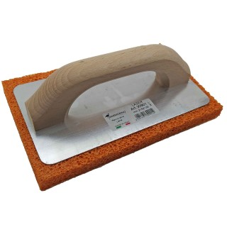 Τριβίδι  για Εφέ Τοίχου Marmorino Tools Laser 215x135x15mm 30901