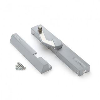 Αποσβεστήρας Κραδασμών Πόρτας - Υποβοήθηση ανοίγματος (εξωτερικός) γκρί για πόρτα έως 40Kg Αριστερό Άνοιγμα DOOR DAMPER LDD Lamp