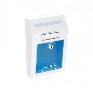 Γραμματοκιβώτιο Πολυκατοικίας 202 Ρώμη σε Λευκό
