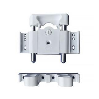 Ασφάλεια αλουμινίων για ανοιγόμενα πορτοπαράθυρα και με θέση αερισμού (μισάνοιχτα) Cal Cobra