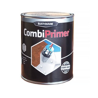 Υπόστρωμα Αντι-Σκουριακό για εξαιρετικά δύσκολες συνθήκες της Rust-Oleum CombiPrimer Grey 3380 0,25L
