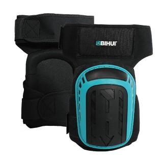 Επιγονατίδες με αντιολισθητικό κάλυμμα από PVC/TPR One Size Bihui Professional TPR Knee Pad