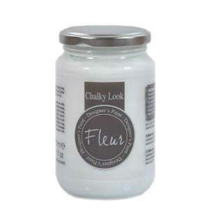 Χρώμα Κιμωλίας Fleur Chalky Look 130ml, F02 Snow White 12033