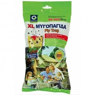 Μυγοπαγίδα Οικολογική Χωρίς Δηλητήριο Quality Fly Trap XL 21021512