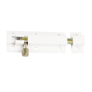 Σύρτης αλουμινίου λευκός 501-x04 40mm Metalor
