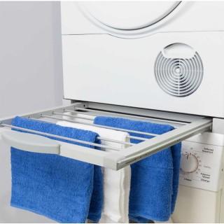 Βάση σύνδεσης πλυντηρίου – στεγνωτηρίου έως 150 κιλά με απλώστρα - Roller 00668