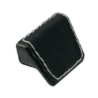 Λαβές επίπλων Conset C1153-40 42 mm σε Δέρμα Μαύρο