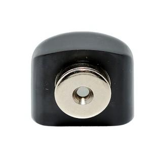 Στόπερ πόρτας-τοίχου ds001-mb μαγνητικό Μαύρο