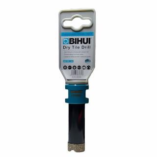 Τρυπάνι Διαμαντιού για γυαλί, κεραμικά, πλακίδια  20mm Bihui Dry Tile Drill Professional Tiling Tools