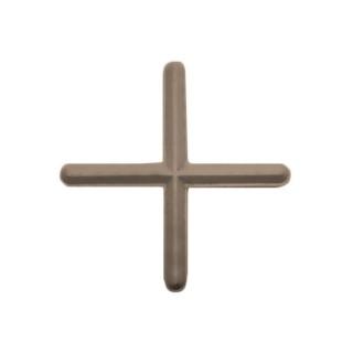 Σταυροί πλακιδίων Raimondi Art. 204 10mm Πλάτος και 7mm Βάθος 200 τεμάχια Καφέ