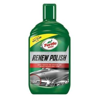 Γυαλιστικό επανόρθωσης χρώματος Renew Polish FG7634 500ml, TURTLE WAX