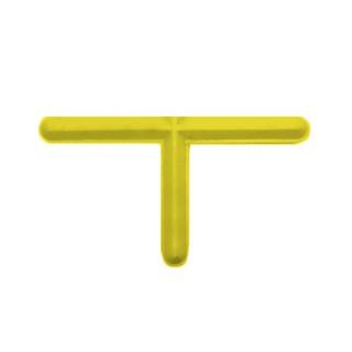 Ταφ πλακιδίων Raimondi Art. 132Τ  2mm Πλάτος και 2,8mm Βάθος 200 τεμάχια Κίτρινα