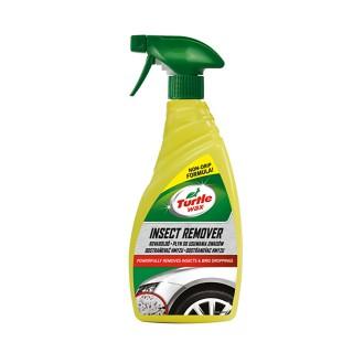 Καθαριστικό για Δύσκολες Βρωμιές Αυτοκινήτου σε Σπρέι της TURTLE WAX 500ml INSECT REMOVER