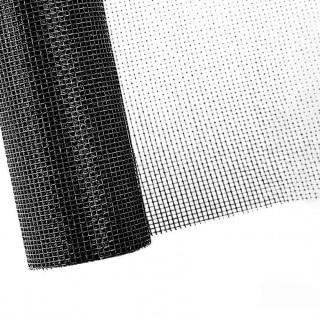Πανί Σίτας από Fiberglass Panorama (Για καλύτερη ορατότητα) μαύρου χρώματος σε πλάτος 1.20m με το μέτρο