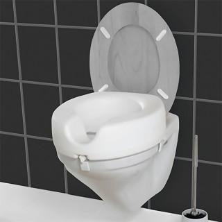 Ανυψωτικό κάθισμα τουαλέτας SECURA λευκό, WENKO 179501121