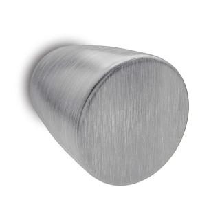 Μπούλ εξώθυρας Convex σειρά 1013P με διάμετρο 35mm σε Ματ Χρώμιο