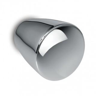 Μπούλ εξώθυρας Convex σειρά 1013 με διάμετρο 35mm σε Χρώμιο