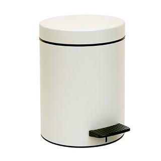 Χαρτοδοχείο Design 5 Lit, Soft Close - Matt Ice White 20 cm x 28 cm PAM 05-096-034