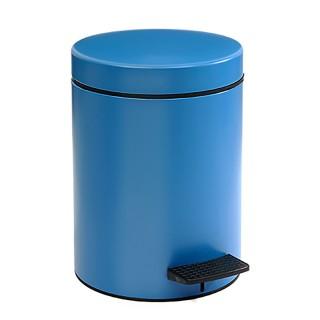 Χαρτοδοχείο Design 5 Lit, Soft Close - Matt Blue 20 cm x 28 cm PAM 05-096-123