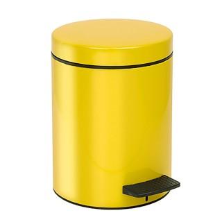 Χαρτοδοχείο Design 5 Lit, Soft Close - Matt Yellow 20 cm x 28 cm PAM 05-096-603