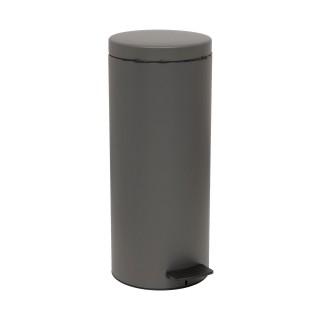 Κάδος Απορριμάτων σε ανθρακί ματ χρώμα Pam&Co 18Lit Soft Close 2353-113
