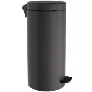 Κάδος Απορριμάτων σε ανθρακί ματ χρώμα Pam&Co 25Lit 2553-113