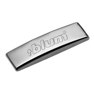 Κάλυμμα για σώμα μεντεσέ BLUM clip top με ενσωματωμένο φρένο ίσιο Inox 70.1503.BP ABD PR1000 ONS