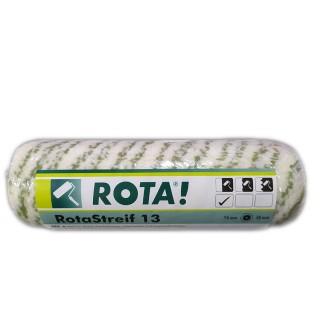 Ρόλο Rotastar 13mm Πέλος 18cm μήκος 48mm διάμετρος κυλίνδρου για όλους τους τύπους χρωμάτων και ειδικά για αστάρια