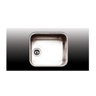 Ανοξείδωτος  νεροχύτης Apell 8445 (47x42)