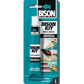 Κόλλα Εξαιρετικά ισχυρή γενικής χρήσης με βάση από λάστιχο νεοπρένιου BISON KIT®