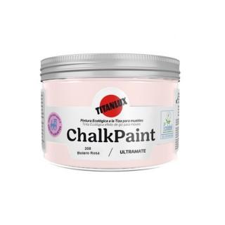 Χρώμα Νερού Κιμωλίας Οικολογικό Chalk Paint Titan 208 Bolero Rosa 150ml