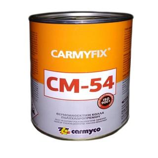 Θερμοανθεντική κόλλα διαλυτών με βάση το πολυχλωροπρένιο CARMYCO CM-54 1000ml