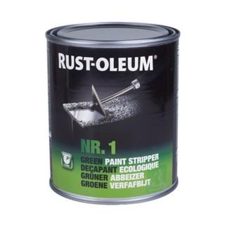 Διαβρωτικό Χρωμάτων NR 1 GREEN PAINT STIPPER Rust-oleum 750ml