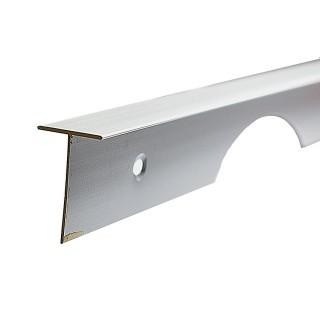 Ενωτικό πάγκων Αλουμινίου Τ 3cm x 63cm