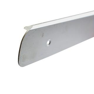 Σόκορο πάγκου κουζίνας  Αλουμινίου βιδωτό 4cm x 64cm