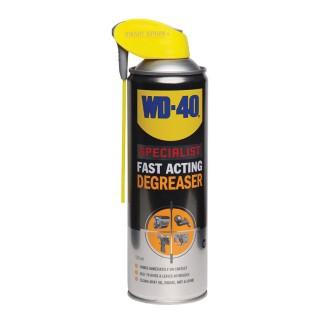 WD-40 Καθαριστικό ταχείας δράσης για Λάδια - Μουτζούρα - γράσο κ.α. FAST ACTING DEGREASER 500ml 205040120