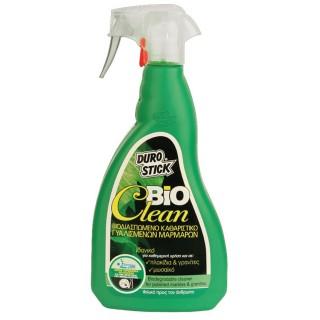 Καθαριστικό Βιοδιασπώμενο γυαλισμένων μαρμάρων BIO CLEAN της Durostick 750ml
