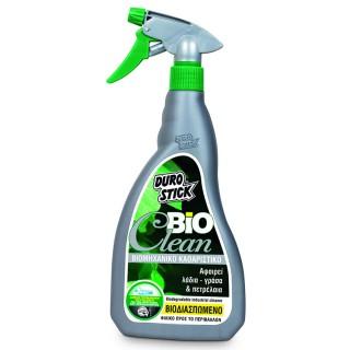 Καθαριστικό Βιοδιασπώμενο Βιομηχανικό BIO CLEAN της Durostick 750ml