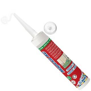 Μαστίχη σιλικόνης Λευκή Blanco Mapesil AC 100